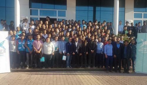 TÜGVA'dan Öğrencilere Eğitim Kampı