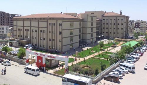 Kahta Devlet Hastanesi Kalite Puanı Yükseldi