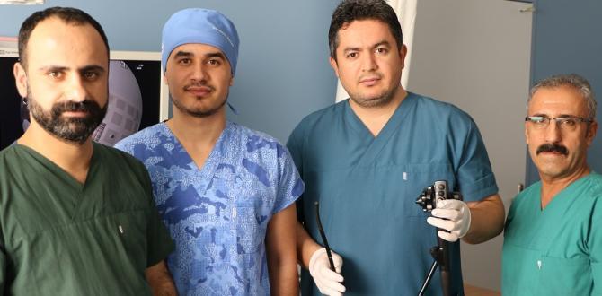 Ağrısız ve Güvenilir Endoskopi Yapılıyor