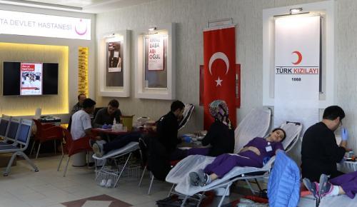 Kâhta'da Kan ve Kök Hücre Bağışı