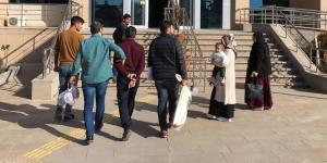 Kahta'da Hırsızlık Çetesine Darbe