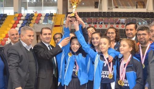 Kubilay Ortaokulu'nun Büyük Başarısı