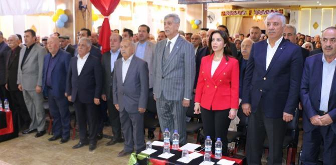 İYİ Parti İl Kongresi Yapıldı