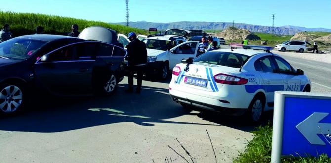 Kahta'da Terör Operasyonu: 1 Tutuklama