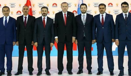 AK Parti Adıyaman Adayları Tanıtıldı