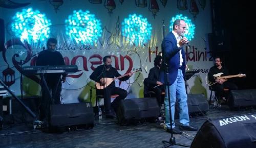 Kahta'da Ramazan Etkinlikleri Başladı
