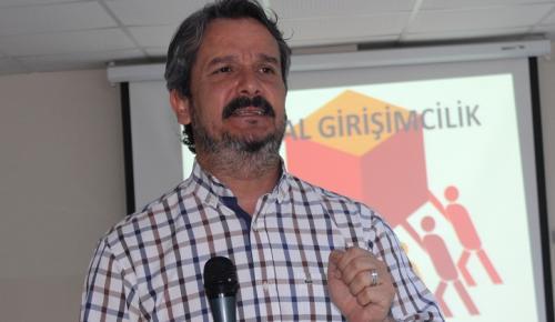 Kahta'da 'Sosyal Girişimcilik' Eğitimi