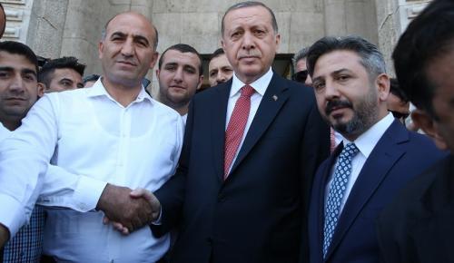 Deniz, Milletimiz 'Büyük Türkiye' Dedi