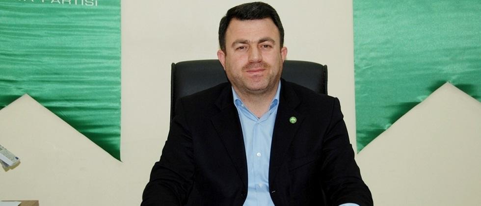HÜDA-PAR Genel Başkanı Yavuz Kahta'ya geliyor