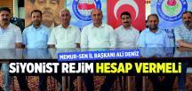 Deniz, 'Ebru Özkan Derhal Serbest Bırakılmalı'