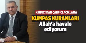 Abdulkadir Kırmızı Serbest Bırakıldı