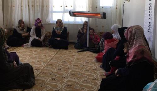 Kahta'da Konuşma Adabı Programı