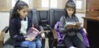 Öğrencilerden Kitap Okuma Etkinliği