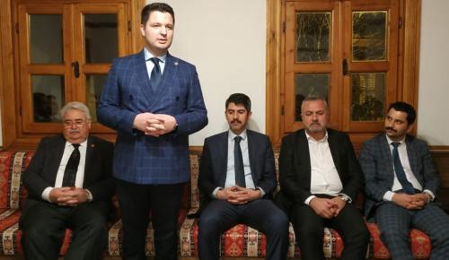 'Adıyamanlılar Vakfı Güzel Çalışmalar Yapıyor'