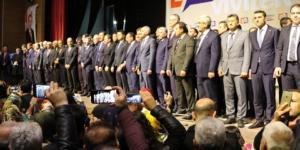 AK Parti Adıyaman Adaylarını Tanıttı