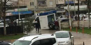 4 Aracın Karıştığı Kazada, 3 Kişi Yaralandı