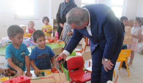 Başkan Turanlı'dan Okul Ziyaretleri