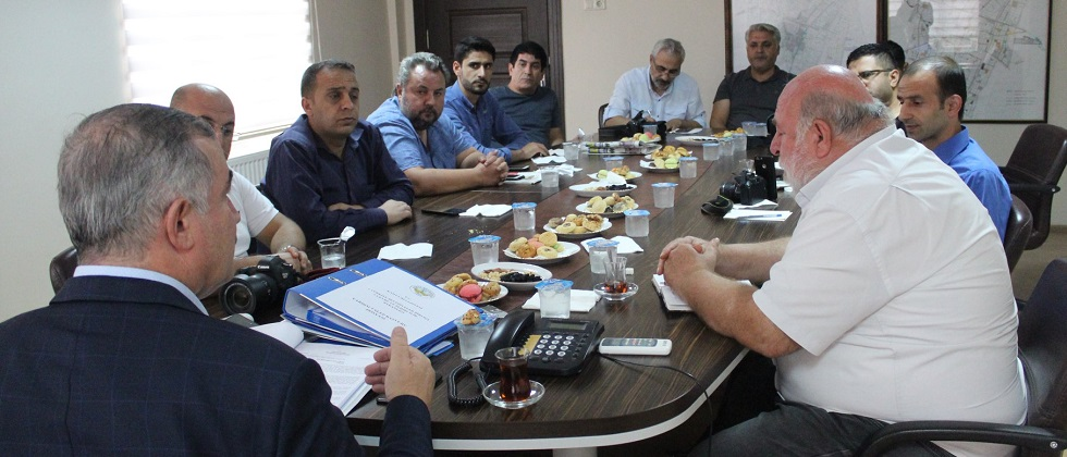 Başkan Turanlı, Basın Toplantısı Düzenledi