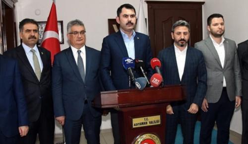 """Milletvekili Toprak, """"Adıyaman'a ilişkin önemli kararlar aldık"""""""