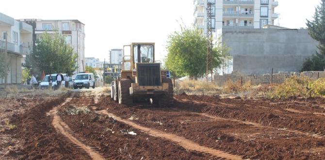 Kahta Belediyesi Yeni Bir Güzergâh Oluşturuyor
