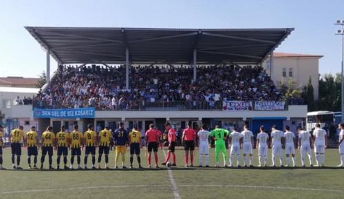 Kahta02 Spor'da Galibiyet Sevinci