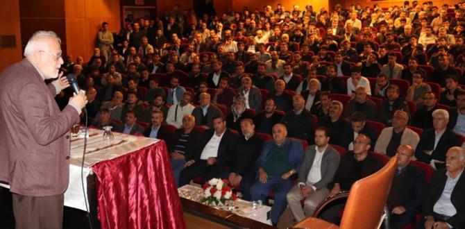 Dünden Bugüne Müslümanlar Konferansı