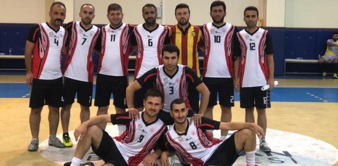 Kahta Futsal Takımı İl Birincisi Oldu