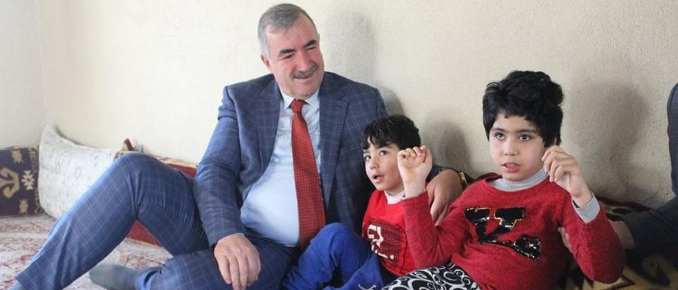 Başkan Turanlı'dan Bayram Mesajı