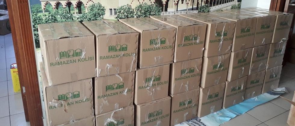 Adıyamanlılar Vakfı'ndan Gıda Yardımı
