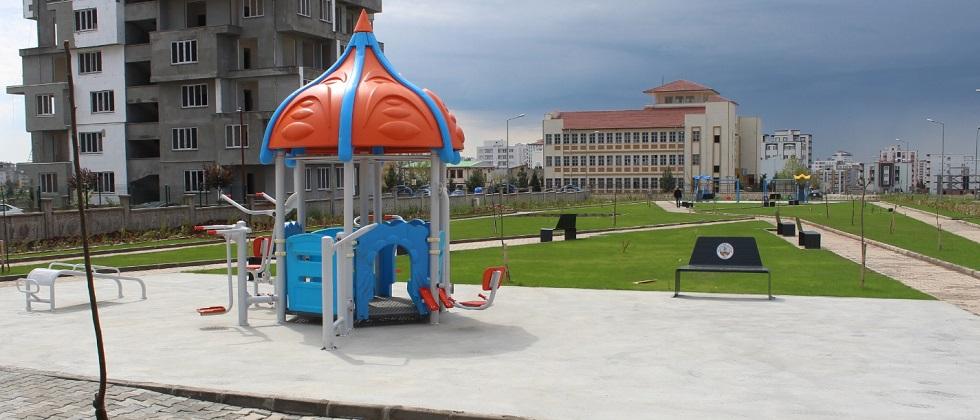 Yavuz Selim Mahallesine Park Kazandırıldı