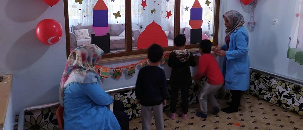 Çocuklar Ramazan İklimini Doyasıya Yaşıyor