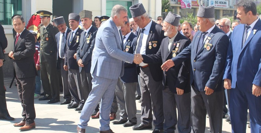 Başkan Turanlı'dan Gaziler Günü Mesajı
