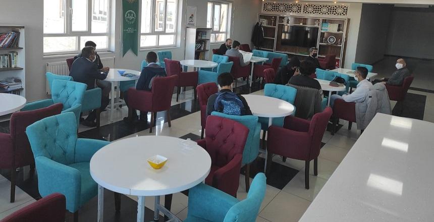 Diyanet Gençlik Merkezi Hizmete Açılacak